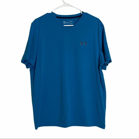 UNDER ARMOUR men's shirt size Large heat gear